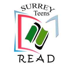 Surrey Teen Reads Logo